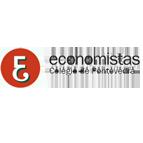 logo colegio de economistas de pontevedra