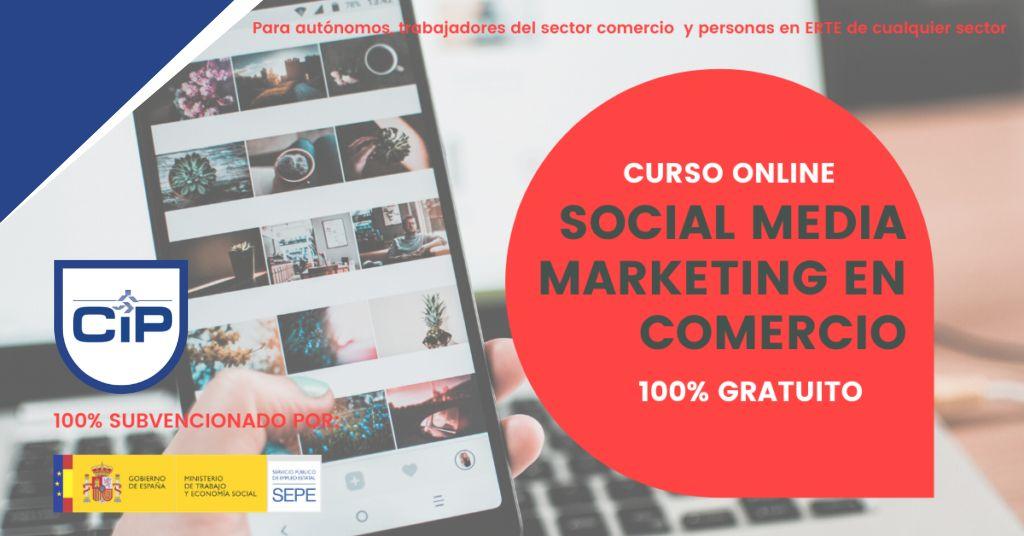 SOCIAL MEDIA MK EN COMERCIO